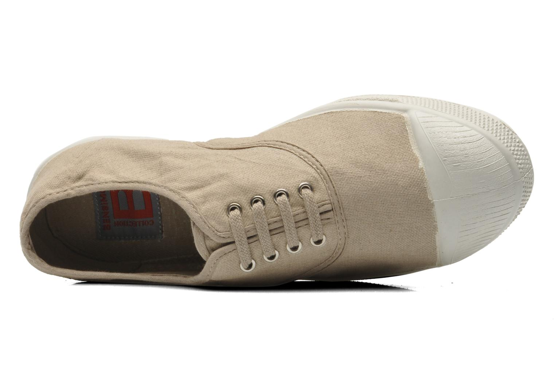 Sneakers Bensimon Tennis Lacets Beige se fra venstre
