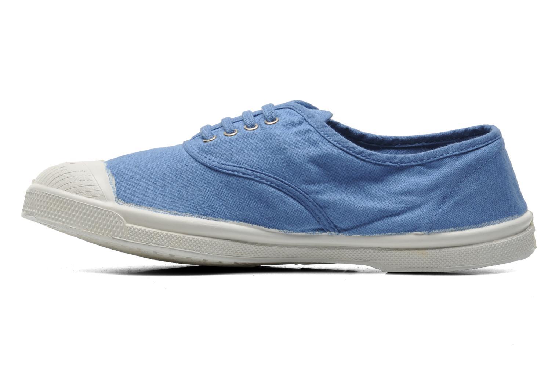 Sneakers Bensimon Tennis Lacets Blå se forfra