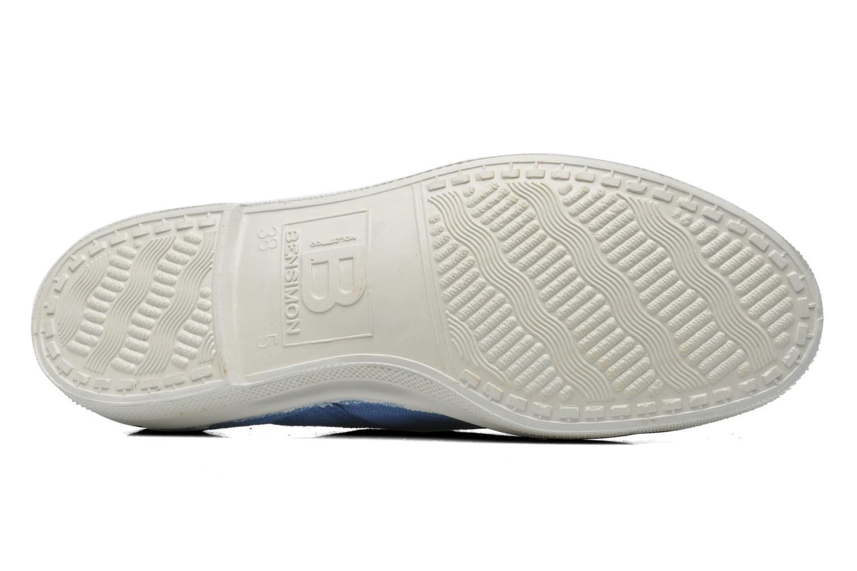 Sneakers Bensimon Tennis Lacets Blå se foroven