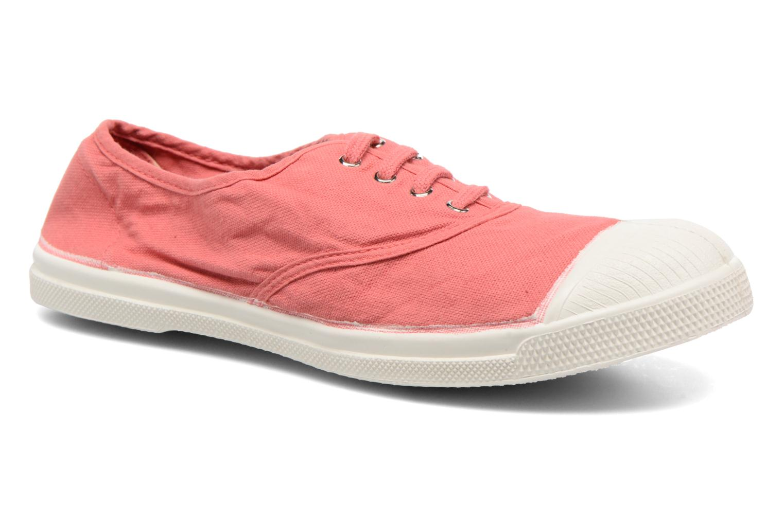 c8dea667e14954 Bensimon Tennis Lacets W (Rose) - Baskets chez Sarenza (291393)
