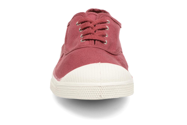 Sneakers Bensimon Tennis Lacets Bordeaux model