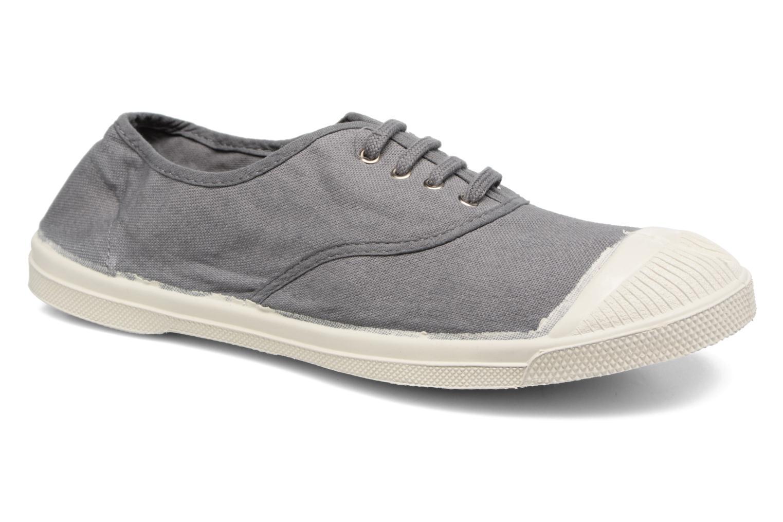 Sneakers Bensimon Tennis Lacets Grijs detail