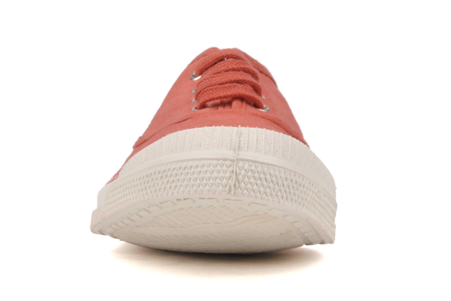 Sneakers Bensimon Tennis Lacets Orange se skoene på