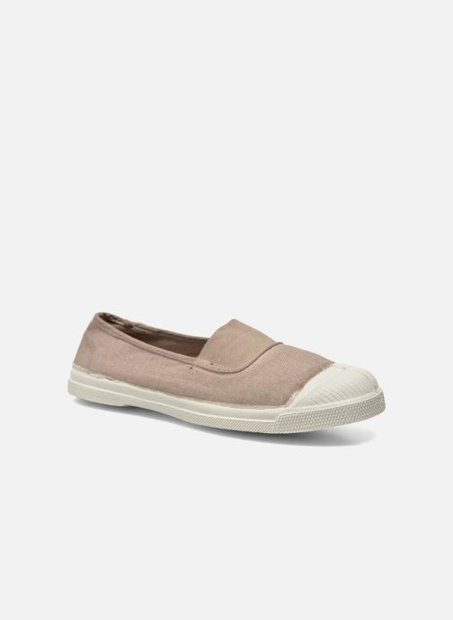 Ballerinas Damen Tennis Elastique