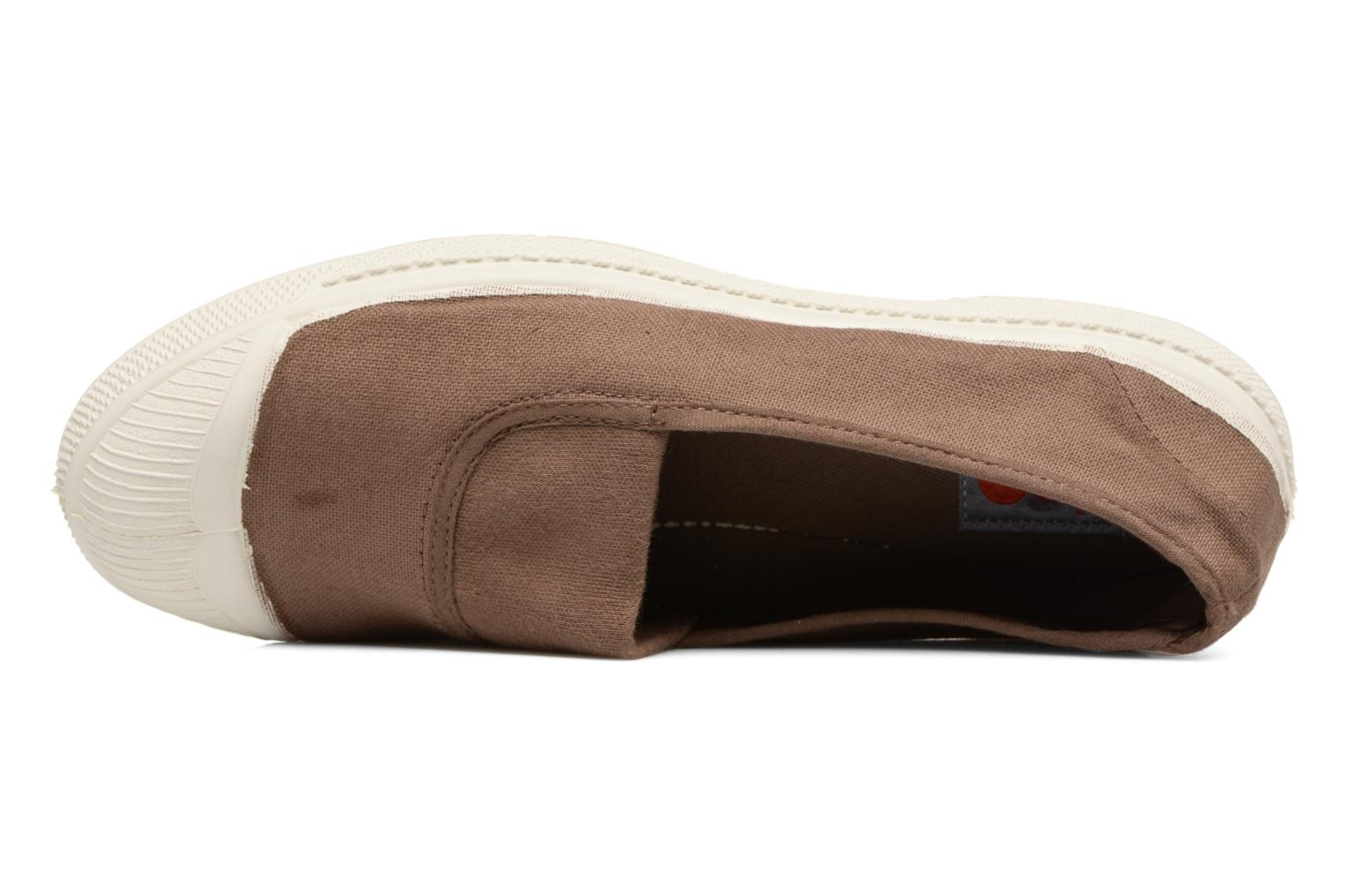 Ballerina's Bensimon Tennis Elastique Bruin links