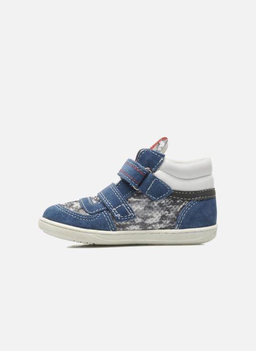 Sneakers Primigi Allen Blauw voorkant