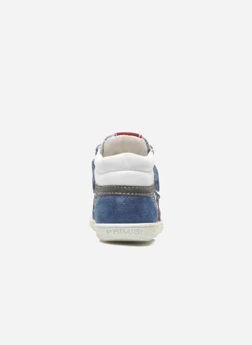 Trainers Primigi Allen Blue view from the right