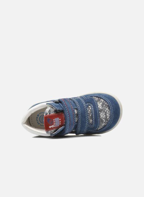 Sneakers Primigi Allen Blauw links