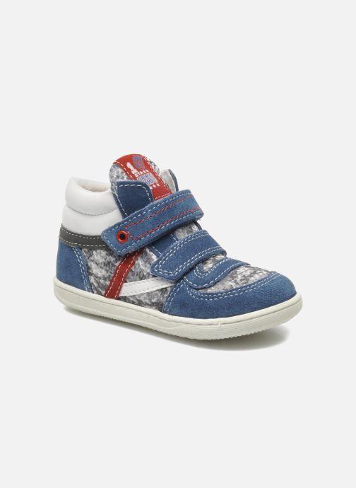 Sneakers Primigi Allen Blauw detail
