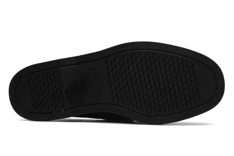 Chaussures à lacets Sebago Docksides M Noir vue haut
