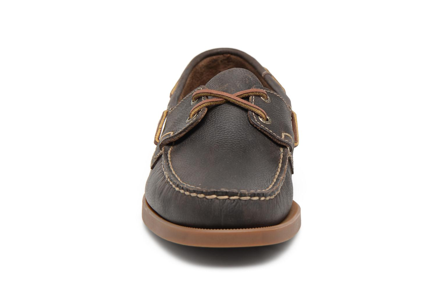 Veterschoenen Sebago Docksides M Groen model