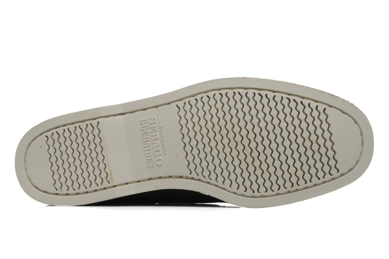 Zapatos con cordones Sebago Docksides M Azul vista de arriba
