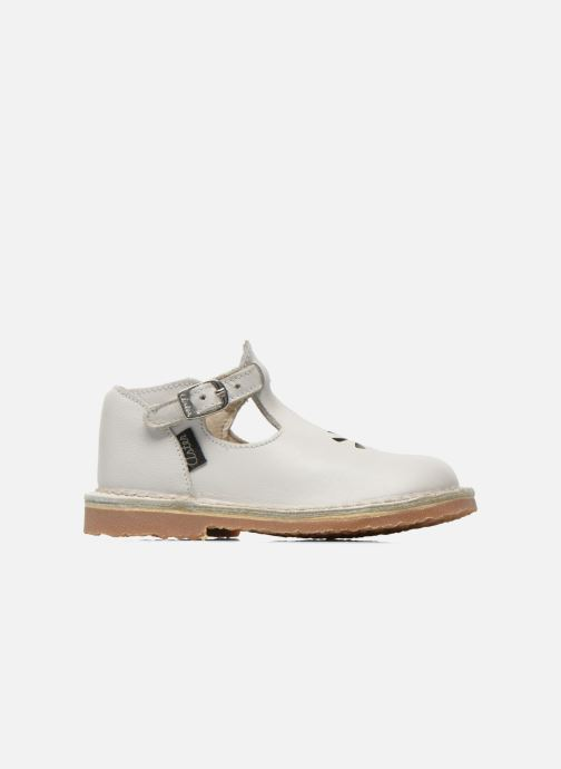 Summer boots Aster Bimbo White back view