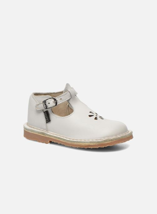 Summer boots Aster Bimbo White detailed view/ Pair view
