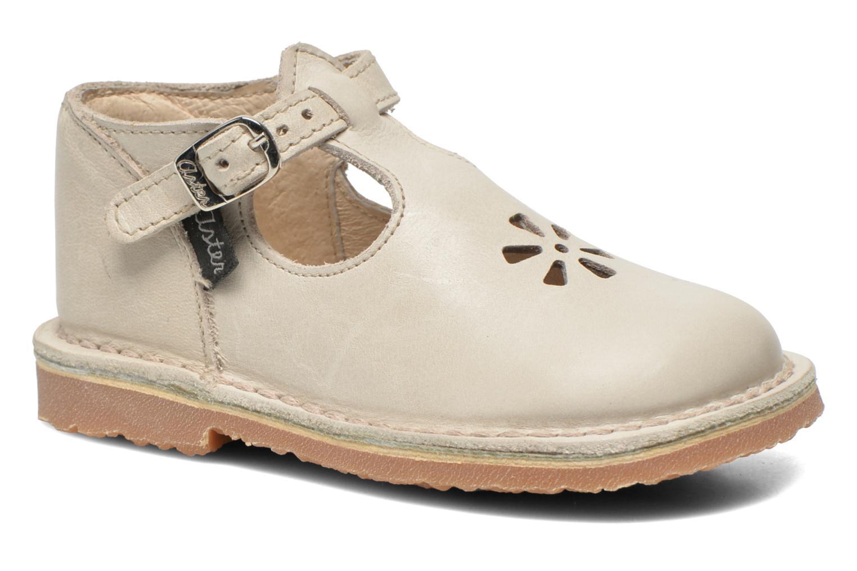 Sommersko Aster Bimbo Beige detaljeret billede af skoene