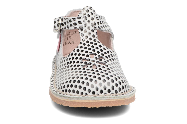 Bottines d'été Aster Bimbo Multicolore vue portées chaussures
