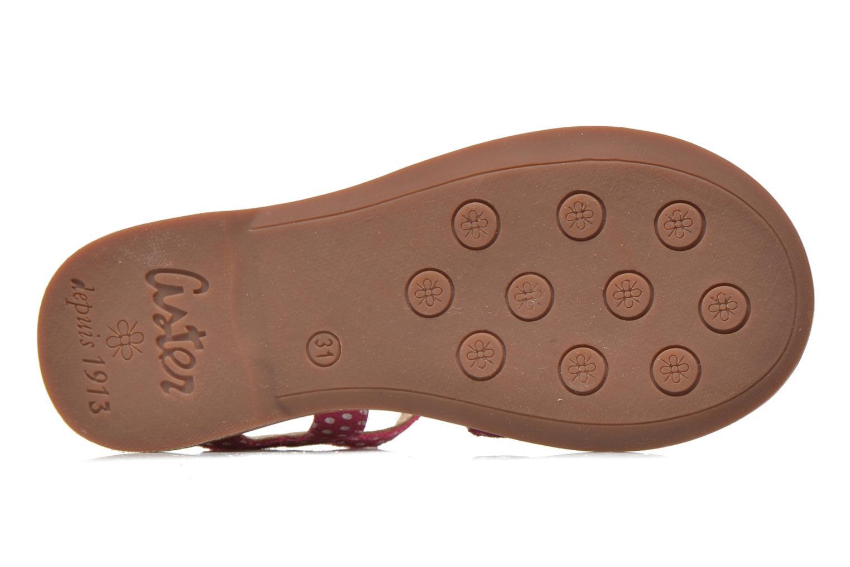 Sandaler Aster Vibride Rosa bild från ovan