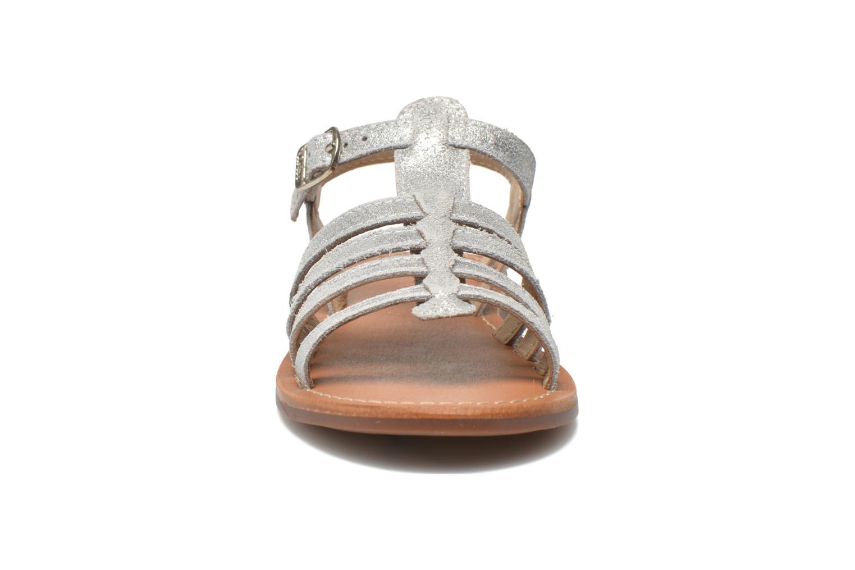 Sandaler Aster Vibride Silver bild av skorna på