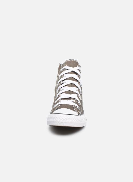 Sneakers Converse Chuck Taylor All Star Hi W Grå se skoene på