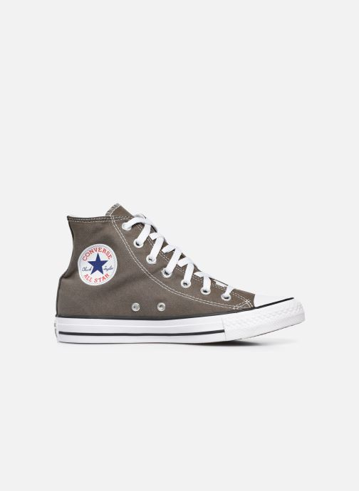 Trainers Converse Chuck Taylor All Star Seasonal Hi Grey back view