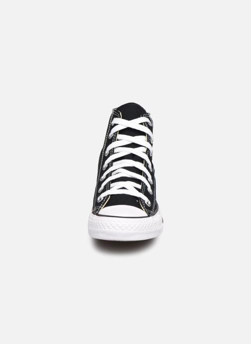 Baskets Converse Chuck Taylor All Star Hi W Noir vue portées chaussures