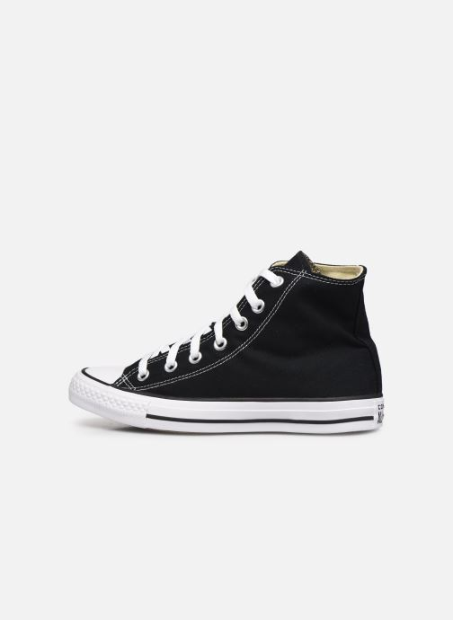 Sneaker Converse Chuck Taylor All Star Hi W schwarz ansicht von vorne