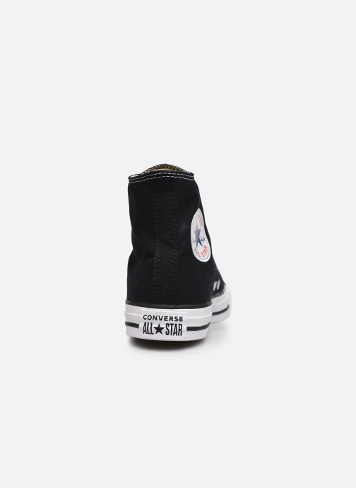 Trainers Converse Chuck Taylor All Star Seasonal Hi Black view from the right