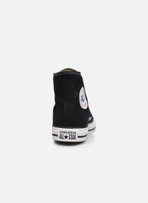 Sneakers Converse Chuck Taylor All Star Hi W Nero immagine destra
