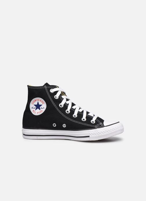 Sneaker Converse Chuck Taylor All Star Hi W schwarz ansicht von hinten