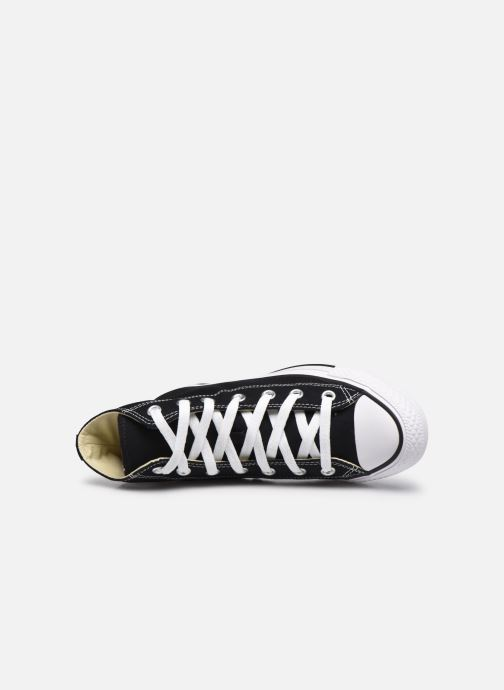 Trainers Converse Chuck Taylor All Star Seasonal Hi Black view from the left