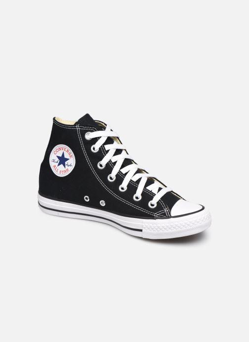 89f393e2ccb4b ... Chaussure femme · Converse femme  Chuck Taylor All Star Hi W. Baskets Converse  Chuck Taylor All Star Hi W Noir vue détail paire
