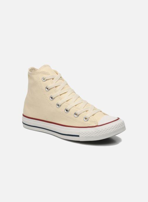 c39f4a90 Sneakers Converse Chuck Taylor All Star Hi W Beige detaljeret billede af  skoene