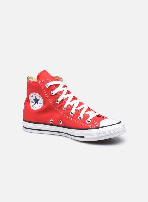 Deportivas Converse Chuck Taylor All Star Hi W Rojo vista de detalle / par