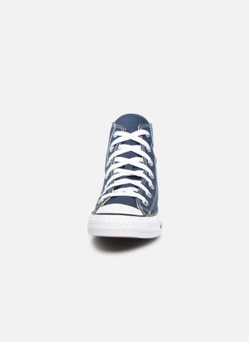 Sneakers Converse Chuck Taylor All Star Hi W Azzurro modello indossato