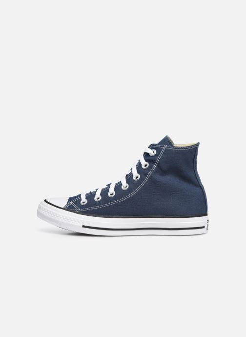 Baskets Converse Chuck Taylor All Star Hi W Bleu vue face