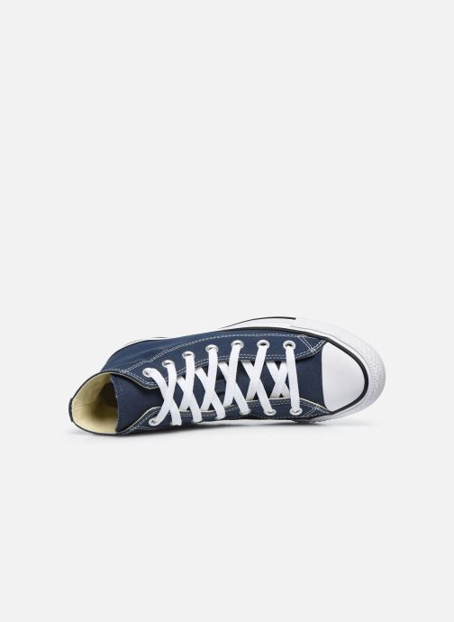 Trainers Converse Chuck Taylor All Star Seasonal Hi Blue view from the left