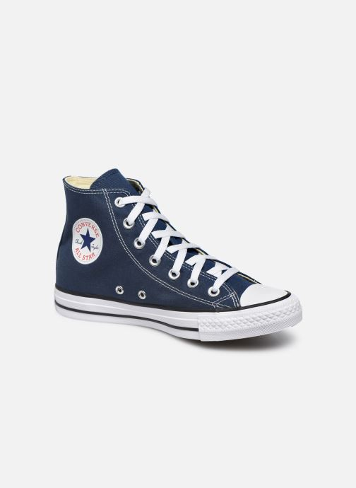 Trainers Converse Chuck Taylor All Star Seasonal Hi Blue detailed view/ Pair view