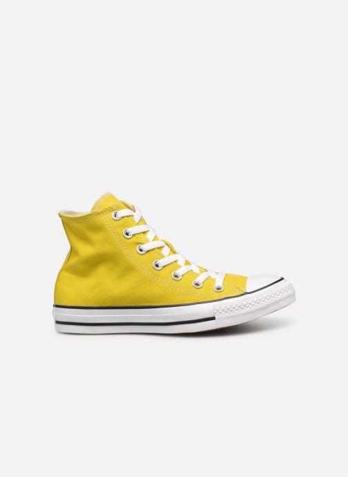 Sneakers Converse Chuck Taylor All Star Hi W Giallo immagine posteriore
