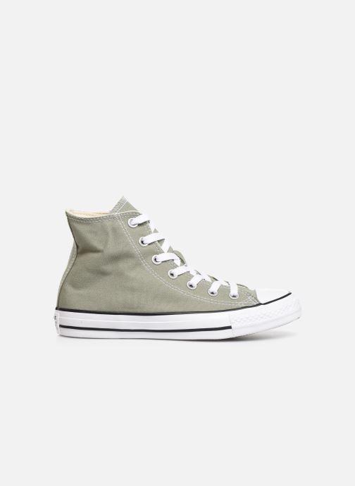 Sneakers Converse Chuck Taylor All Star Hi W Grøn se bagfra