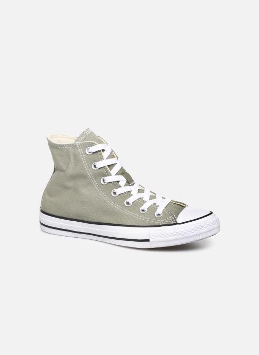 Sneakers Converse Chuck Taylor All Star Hi W Grøn detaljeret billede af skoene