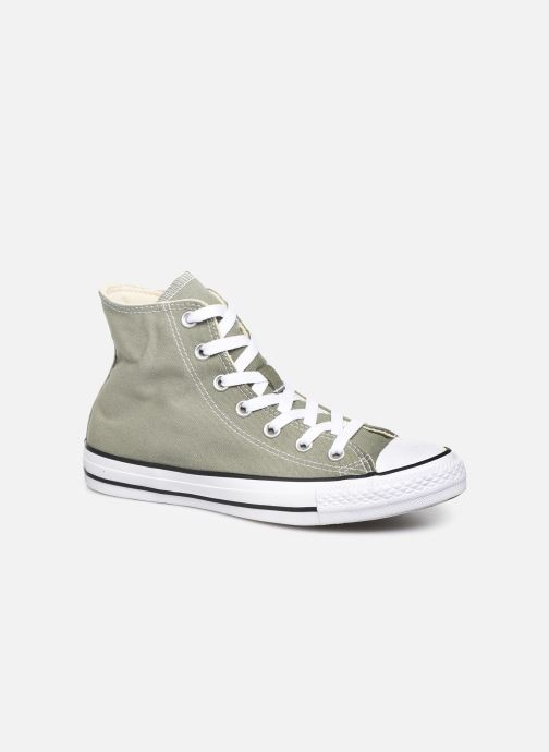 Baskets Converse Chuck Taylor All Star Hi W Vert vue détail/paire