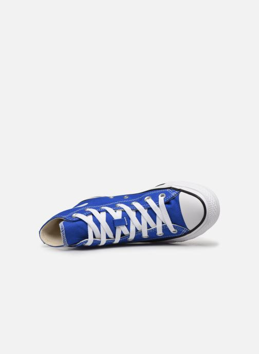 Sneakers Converse Chuck Taylor All Star Hi W Blå se fra venstre
