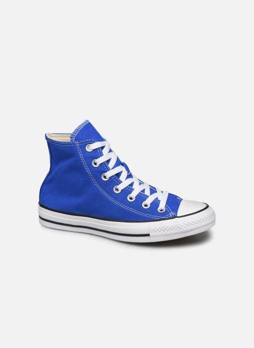 Sneakers Converse Chuck Taylor All Star Hi W Blå detaljeret billede af skoene