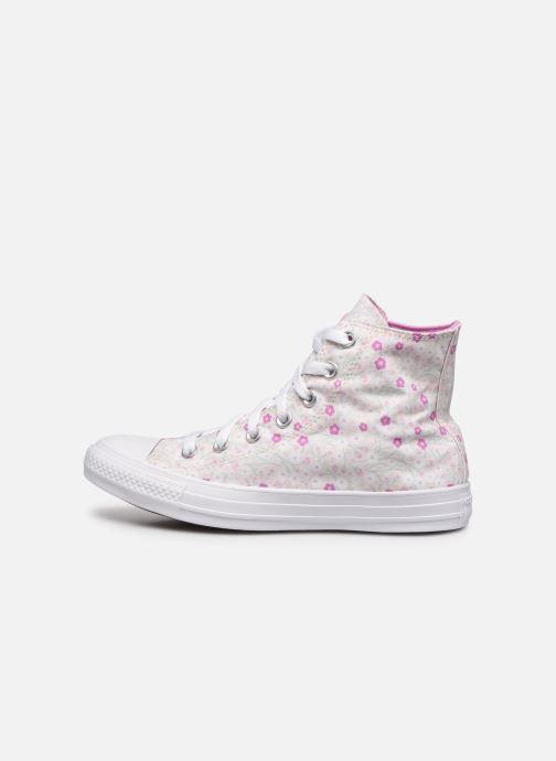 Baskets Converse Chuck Taylor All Star Hi W Blanc vue face
