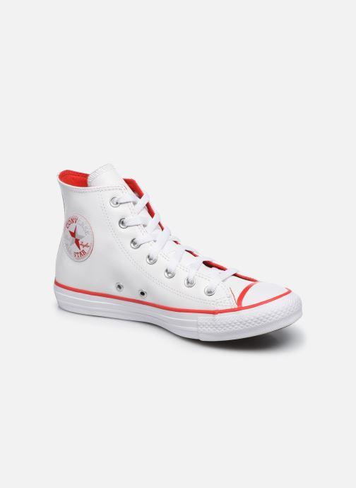 Deportivas Converse Chuck Taylor All Star Hi W Blanco vista de detalle / par
