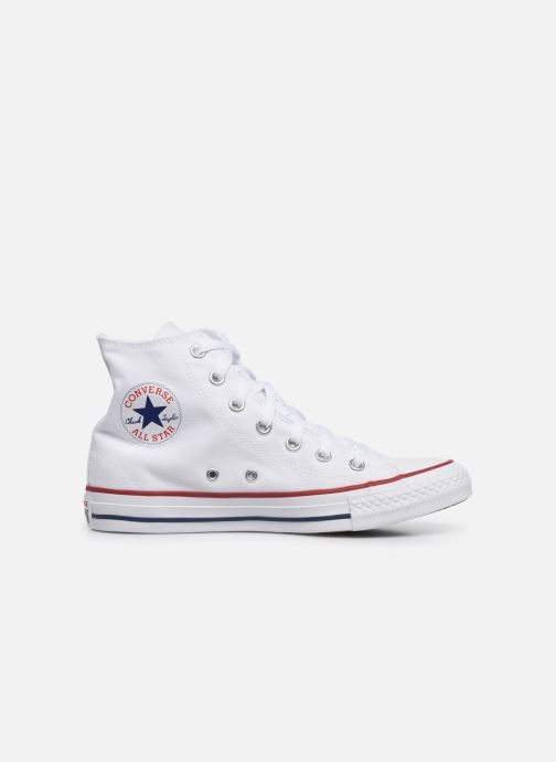 Sneakers Converse Chuck Taylor All Star Hi W Hvid se bagfra