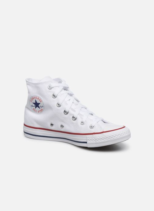 Baskets Converse Chuck Taylor All Star Hi W Blanc vue détail/paire