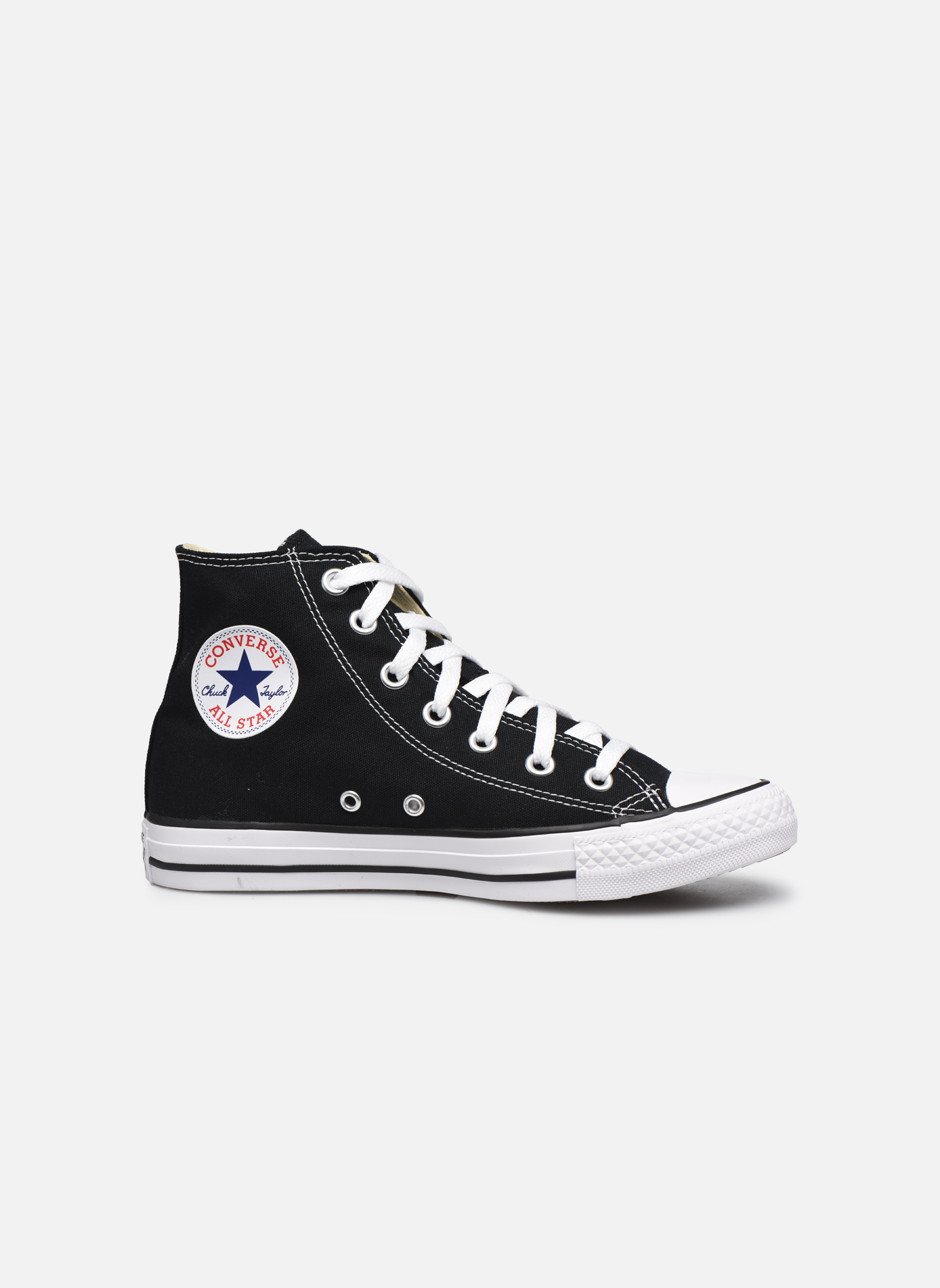Converse Chuck Taylor All Star Hi W W W (Noir) - Baskets chez e7e09a