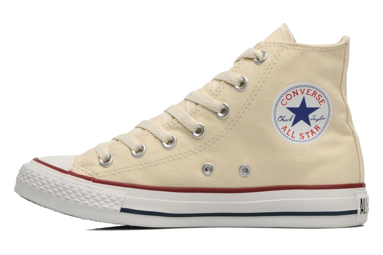 Baskets Converse Chuck Taylor All Star Hi W Beige vue face
