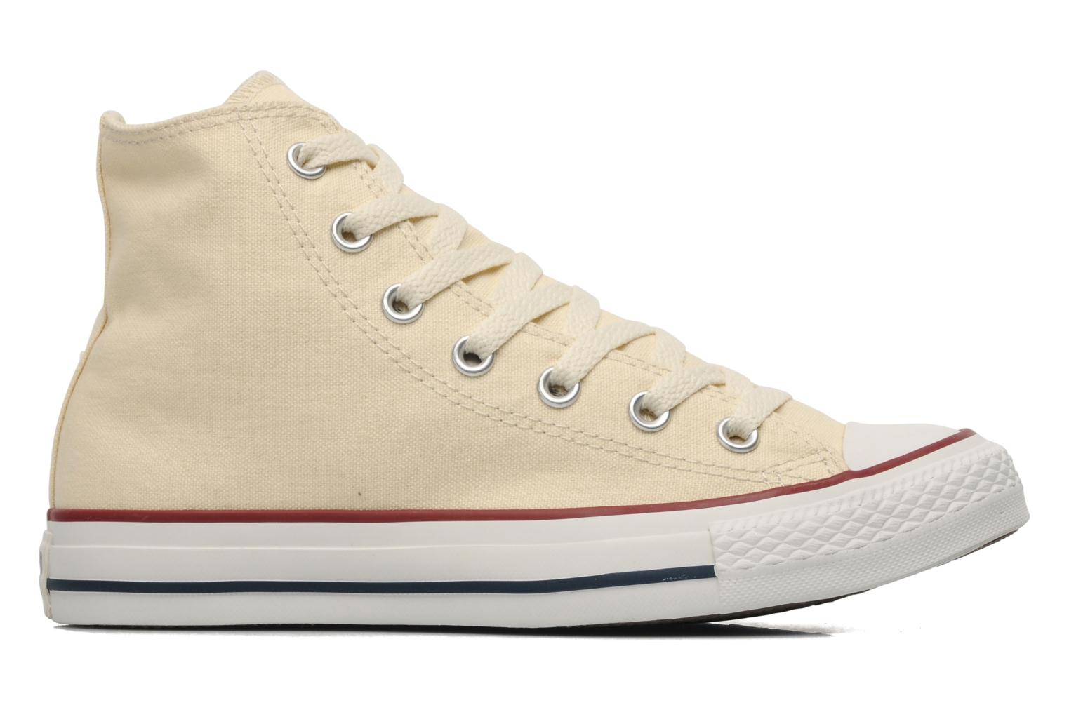 Sneakers Converse Chuck Taylor All Star Hi W Beige achterkant